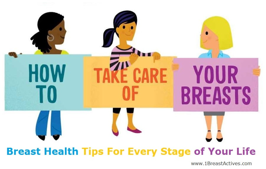 breast health tips