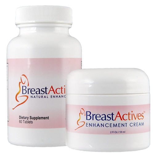 breast actives herbal breast enlargement pill