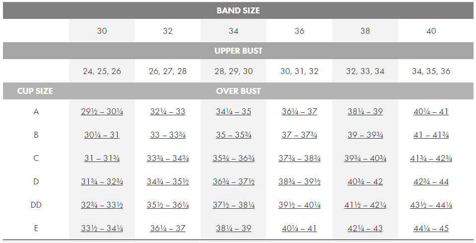 "Bra Size Calculator. Finding the right bra size takes time and effort. Our Convert My Bra Size tool does the work for you. If you wear anything above a D-cup, answer one simple question (""What brand do you wear?""), and our bra size calculator finds the right size equivalent in any brand we carry."