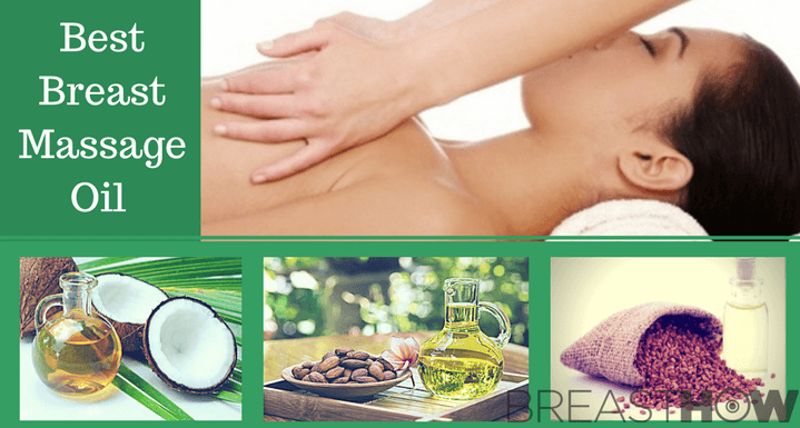 Best Breast Massage Oil