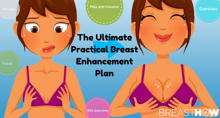 Where To Start Your Breast Enhancement Journey